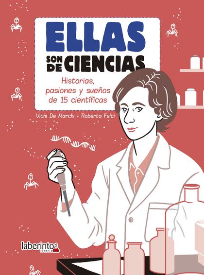 ELLAS SON DE CIENCIAS.