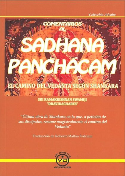 COMENTARIOS AL SADHANA PANCHACAM.