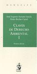 CLAVES DE DERECHO AMBIENTAL