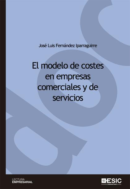 EL MODELO DE COSTES EN EMPRESAS COMERCIALES Y DE SERVICIOS.