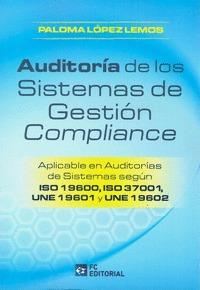 AUDITORÍA DE LOS SISTEMAS DE GESTIÓN COMPLIANCE