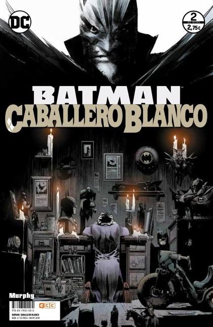 BATMAN: CABALLERO BLANCO NÚM. 02.