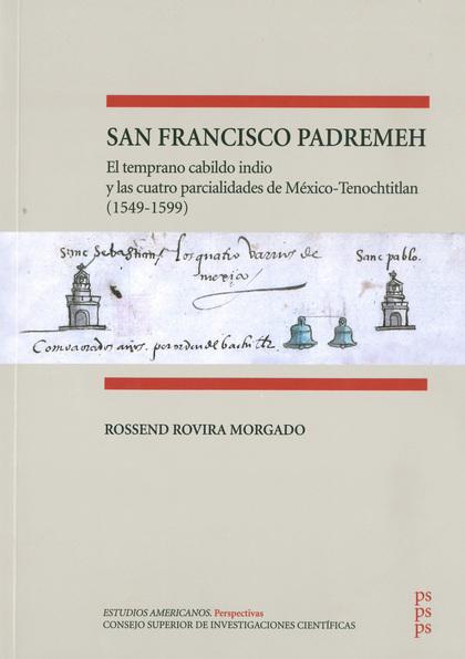 SAN FRANCISCO PADREMEH                                                          EL TEMPRANO CAB