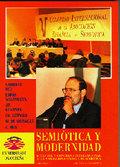 SEMIÓTICA Y MODERNIDAD, VOL. I.