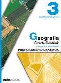 GEOGRAFIA, 3 DBH (PAÍS VASCO). PROPOSAMEN DIDAKTIKOA