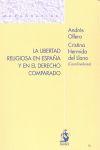 LA LIBERTAD RELIGIOSA EN ESPAÑA Y EN EL DERECHO COMPARADO