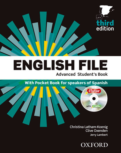 ENGLISH FILE ADVANCED (3RD ED.) STUDENT´S BOOK + WORKBOOK WITH KEY PACK