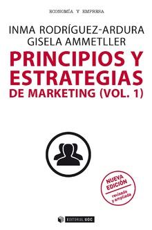 PRINCIPIOS Y ESTRATEGIAS DE MARKETING VOL.1 (N/E)