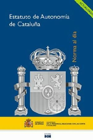 ESTATUTO DE AUTONOMIA DE CATALUÑA.