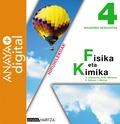 FISIKA ETA KIMIKA 4. DBH. ANAYA + DIGITAL..