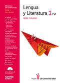 GUIA LENGUA Y LITERATURA 1 ESO SERIE DIALOGO LOS CAMINOS DEL SABER CANARIAS.