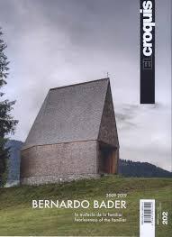 BERNARDO BADER 2009 / 2019. LA AUDACIA DE LO FAMILIAR / FEARLESSNESS OF THE FAMILIAR