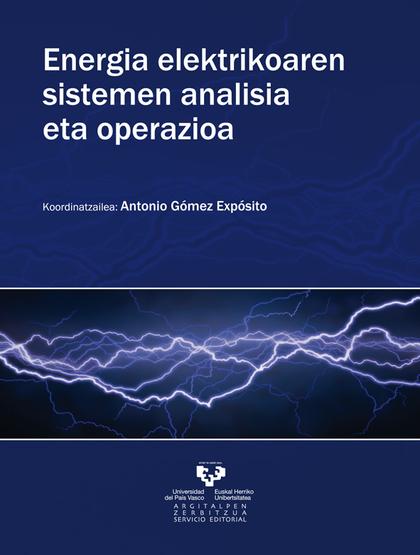 ENERGIA ELEKTRIKOAREN SISTEMEN ANALISIA ETA OPERAZIOA