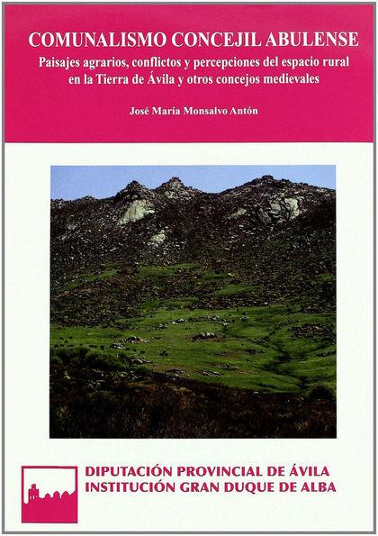COMUNALISMO CONCEJIL ABULENSE : PAISAJES AGRARIOS, CONFLICTOS Y PERCEPCIONES DEL ESPACIO RURAL