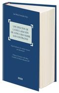 LOS EFECTOS DE LA DECLARACIÓN DE CONCURSO SOBRE LOS CONTRATOS : ESPECIAL REFERENCIA A LOS CONTR