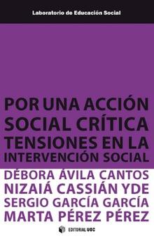 POR UNA ACCION SOCIAL CRITICA TENSIONES EN LA INTERVENCION