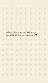 LA POÉTICA DE ARISTÓTELES