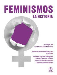 FEMINISMOS. LA HISTORIA.