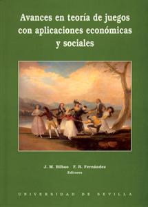 AVANCES EN TEORÍA DE JUEGOS CON APLICACIONES ECONÓMICAS Y SOCIALES