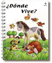 DONDE VIVE ADIVINA ADIVINA