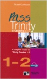 PASS TRINITY GRADES 1-2 STUDENT´S BOOK + CD.