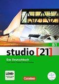 STUDIO 21. B1 . KURS-UND UBUNGSBUCH MIT DVD-ROM     **CORNELSEN.