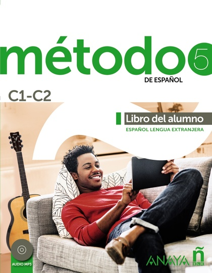 MÉTODO 5. LIBRO DEL ALUMNO. C1-C2.
