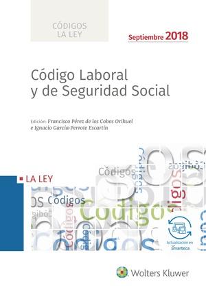 CÓDIGO LABORAL Y DE SEGURIDAD SOCIAL 2018.