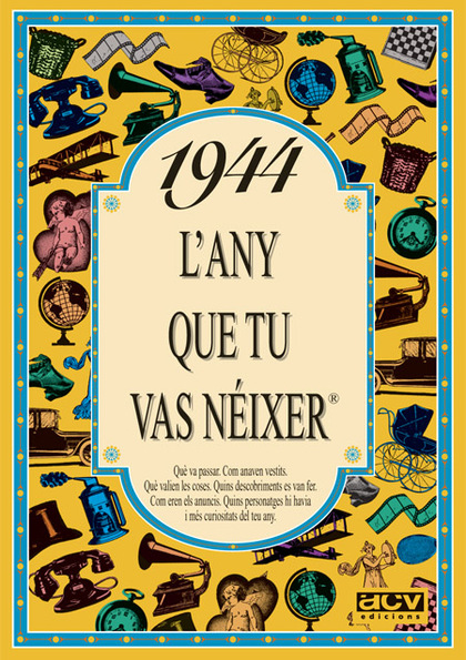 1944 LANY QUE TU VAS NIXER