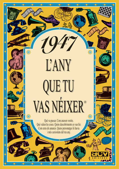 1947 LANY QUE TU VAS NIXER