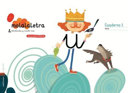 MOLA LA LETRA - NIVEL 2 - 4 AÑOS (PAUTA).
