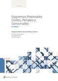 ESQUEMAS PROCESALES CIVILES, PENALES Y CONCURSALES (6.ª EDICIÓN).