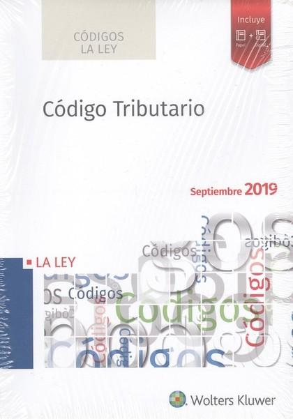 CODIGO TRIBUTARIO 2019.