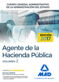 AGENTES DE LA HACIENDA PUBLICA VOL.2 2017.