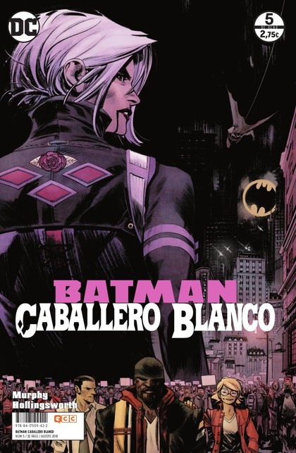 BATMAN: CABALLERO BLANCO NÚM. 05.