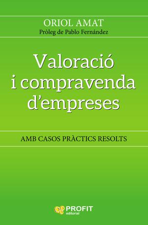 VALORACIO I COMPRAVENDA D´EMPRESES
