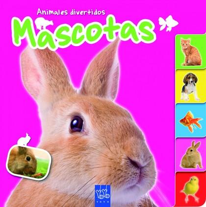 ANIMALES DIVERTIDOS. MASCOTAS