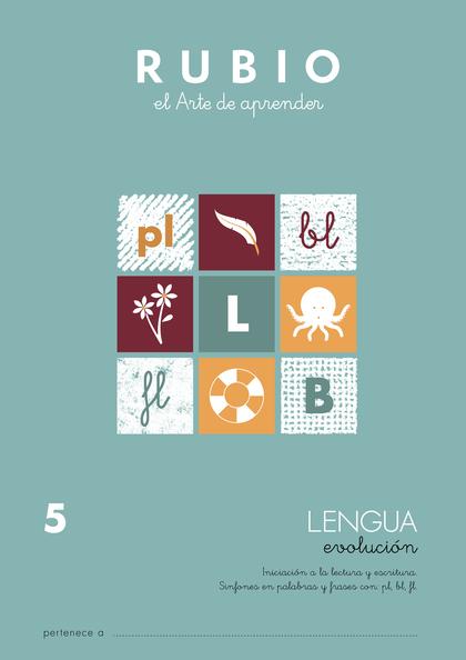 LENGUA RUBIO EVOLUCIÓN 5.