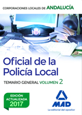 OFICIAL DE POLICIA LOCAL ANDALUCIA TEMARIO 2.