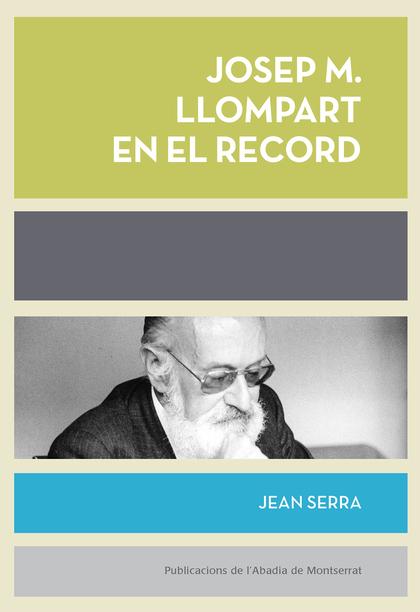 JOSEP MARIA LLOMPART EN EL RECORD CATALAN.