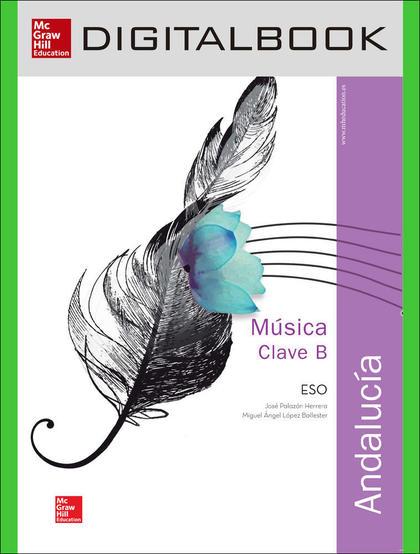 BL MUSICA CLAVE B. ANDALUCIA. LIBRO DIGITAL..