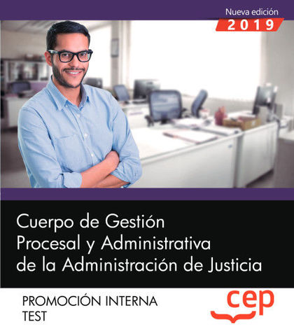 CUERPO GESTION PROCESAL Y ADMINISTRATIVA ADMINISTRATI TEST