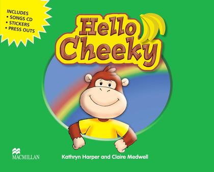 HELLO CHEEKY MONKEY ST PACK 08