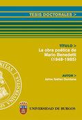 LA OBRA POÉTICA DE MARIO BENEDETTI (1948-1985)