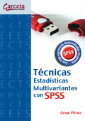 Técnicas Estadísticas Multivariantes con SPSS