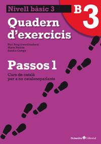 PASSOS 1 BÀSIC. QUADERN D´EXERCICIS B3.