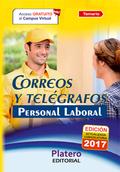 PERSONAL LABORAL DE CORREOS Y TELÉGRAFOS. TEMARIO.