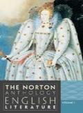THE NORTHON ANTHOLOGY OF ENGLISH LITERATURE VOL. I 9ª EDICION