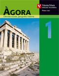 AGORA 1, CIÈNCIES SOCIALS, GEOGRAFIA I HISTÒRIA, 1 ESO