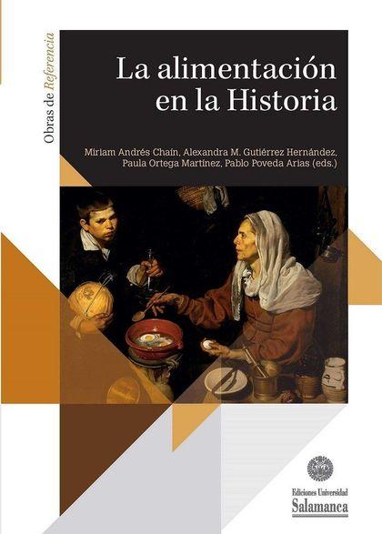 ALIMENTACION EN LA HISTORIA.